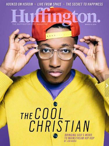 Lecrae Huffington Cover