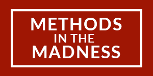 Methods In The Madness…1.19.15